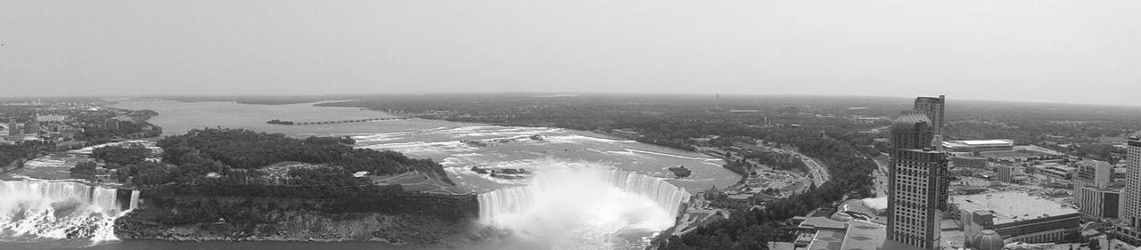 Skyline Niagara Skyline B&w Niagara Falls NY Niagra Falls Ontario  Trees Niagara Canada Nature Photography Niagara Falls A Bird's Eye View