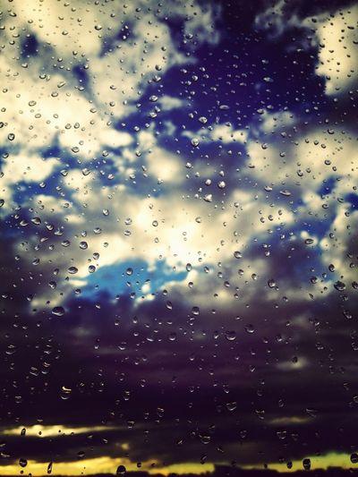 Sky Clouds Rain