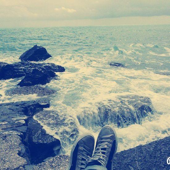 Spirito libero... Sunday Scario Cartolina Picture Sea Natura Me Freedom Freespirit