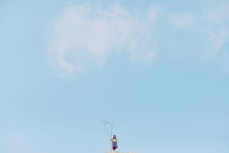 Girl Minimalism EyeEm Best Shots EyeEm Nature Lover EyeEm Sky Cloudy