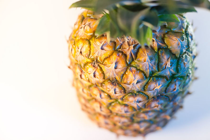 pineapple isolated on white background Pineapple Fruit Close-up Nature Studio Shot White Background Healthy Eating Wellbeing Indoors  Tropical Fruit Food Freshness Pattern Green Color Cut Out Raw Diet Sweet Snack Organic Tasty Juicy Natural Dessert Ripe Vitamin Exotic Yellow Vegan Ingredient Vegetarian Whole Nutrition Antioxidant Delicious Plant Food And Drink Isolated Blurred View From Above Eating Dieting Single Object
