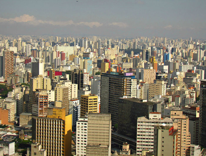 Arquitecture Brazil Cidade City City Life Cityscape Modern Sao Paulo - Brazil Urbano Apartment Arquitectura Brasil Buildings Day High Angle View Landscape Outdoors Paisagem Urban