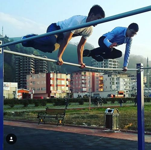 Streetworkout Freestyle