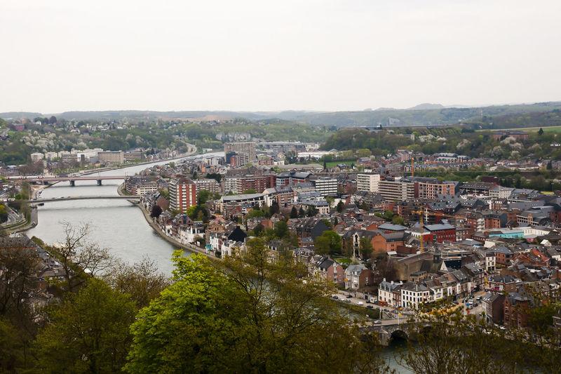 Namur - Belgium Belgium City Namur Building Exterior Built Structure River
