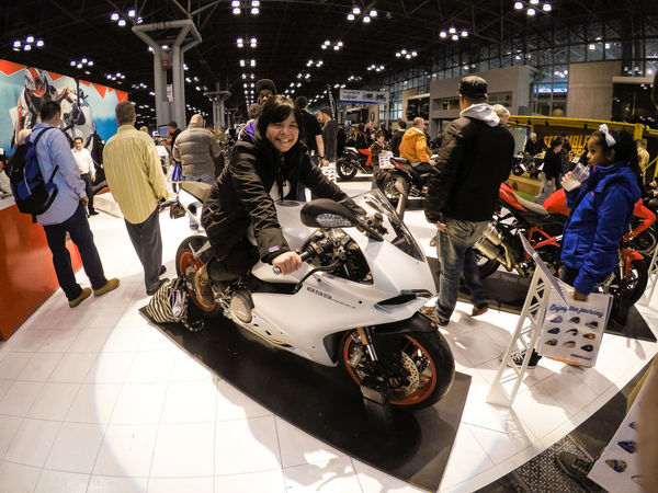 NYC Intl Motorcycle Shows. ThisIsSick Fascinating Awesome Motorcycle