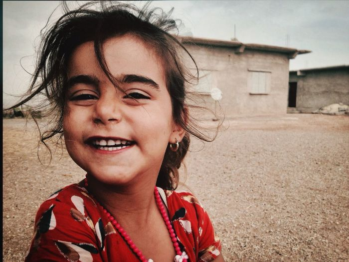 Beautiful Beautiful Girl Smile Sweet BiBi this is the name for this beauty girl , and che have only 4 years