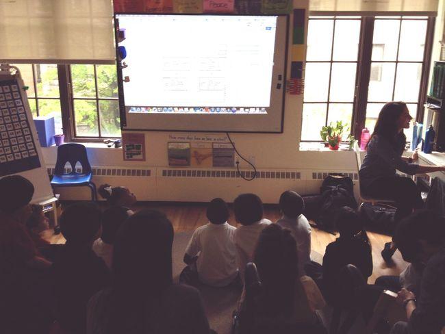 Teaching Multitasking Multimedia and Classroom Management Theideal School of Manhattan NYC WomeninBusiness