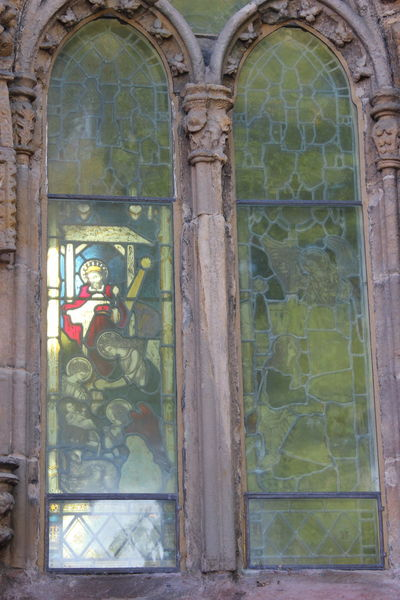 Architecture Building Exterior Built Structure Close-up Day Edinburgh No People Outdoors Rosslyn Chapel Scotland Window