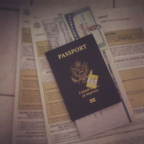 Who knew getting your passport renewed would be so complicated!!! Traveltroubles Itsreallynotthathard