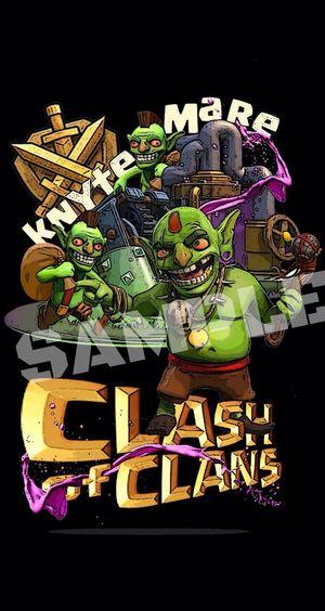 Clash Of Clans Goblin Borneoace