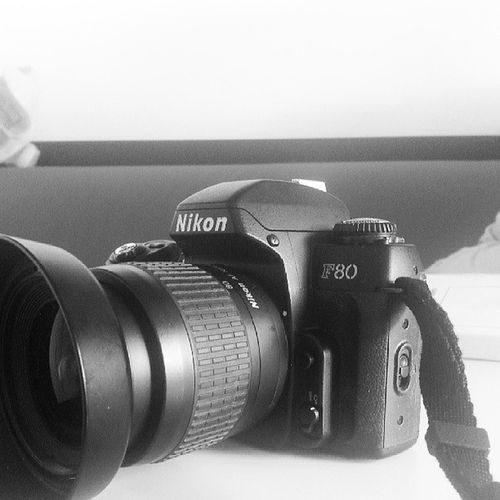 Nikon F80 Nikonf80 Reflex Photos 1980