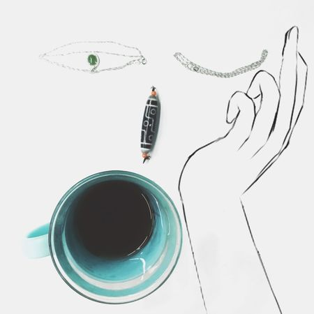 hello Monday! Coffee & Jewelry