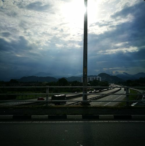 Sky Landscape Outdoors City Day Malaysia Highway