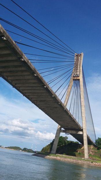 Barelang Bridge In Batam Island Batam-Indonesia