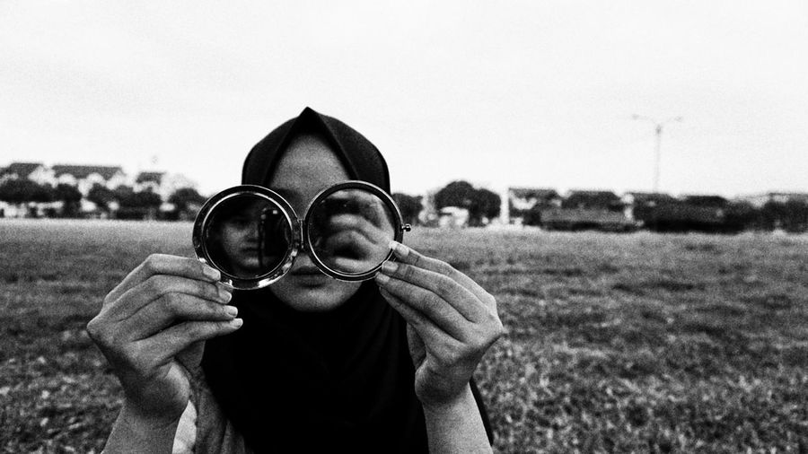 People Adult Outdoors Blackandwhite Eyeem Photo Of The Week The Week On EyeEm Mix Yourself A Good Time EyeEm Photo Of The Day Potrait Of Woman Girl Real People Bandung, West Java INDONESIA One Step Forward