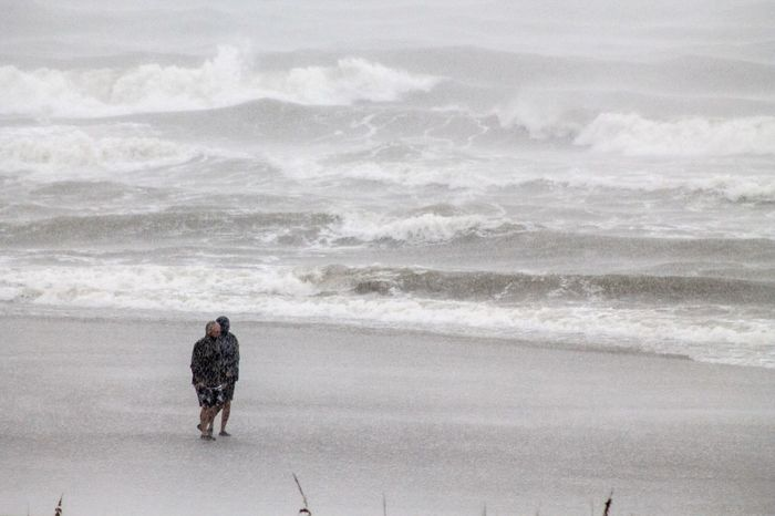Hurricane Hermine Sea Beach Water Surf Wave Shore Nature Hermine Weather South Carolina Hurricane