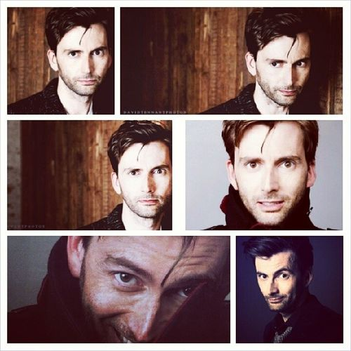 David Tennant is honestly the best thing that has happened in my life that and Tim Davidtennant Heismymancrushmonday