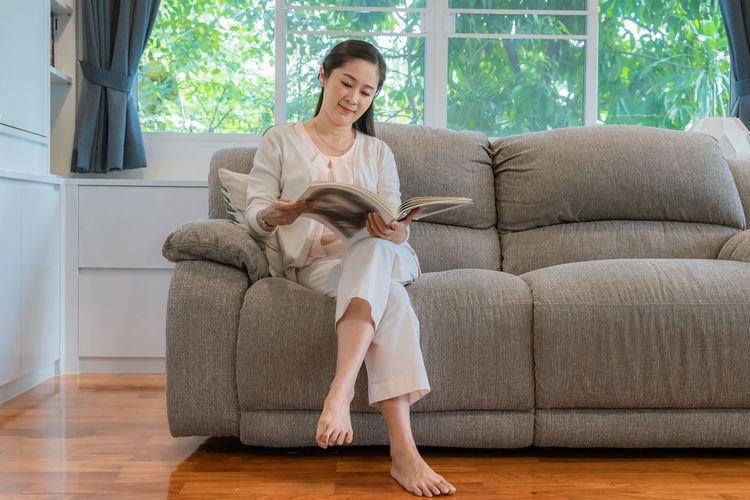 Sofa Sitting