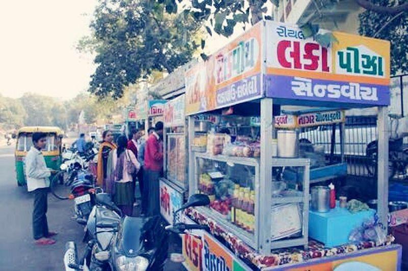 Ahmedabad India Law Garden Ahmedabadiaries