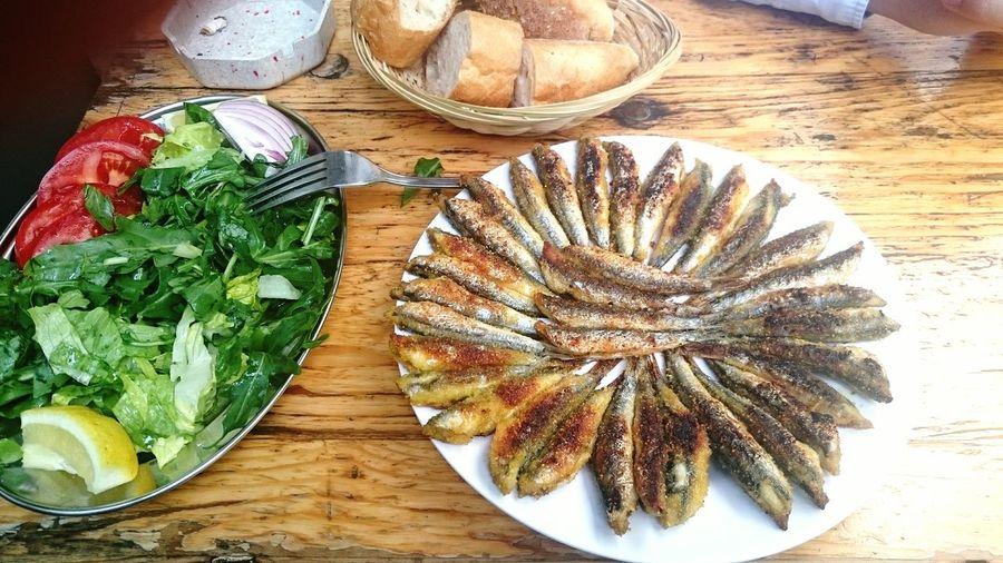 Feel The Journey Anchovies / Sardinen in the Sun Ibiza Mediterranean Food Mediterranean Sea Sanantonio Beach Paradise Mjammjammjam