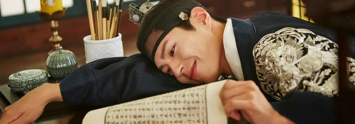 Làm cm gì cũng đẹp 😂😂 His Eyes Smile Haha 이영 Lee Young Handsome Night Moonlight Drawn By Clouds 박보검 很帅 很可爱 Park Bo Gum Beautiful Korean