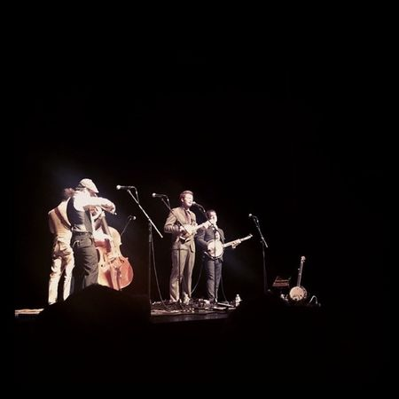 Beautiful show from these guys last night PunchBrothers Folk Mandolin