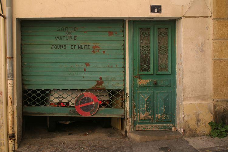 Door France Nice Menton Avignon Sadlight Car
