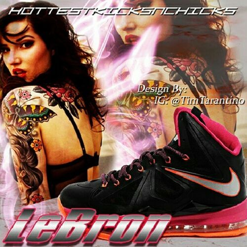S.O. To @Hottestkicksandchicks Lebrons MVP Heat Miami tarantino follow me on IG: @timtarantino