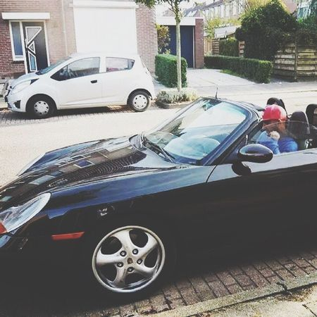 Take her for a drive!🚗 Check This Out That's Me Porche Car Me