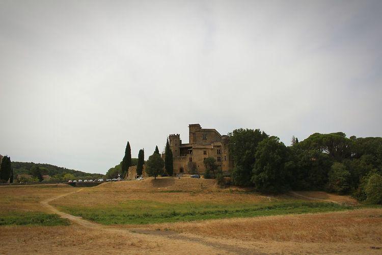 Château France🇫🇷 Lourmarin