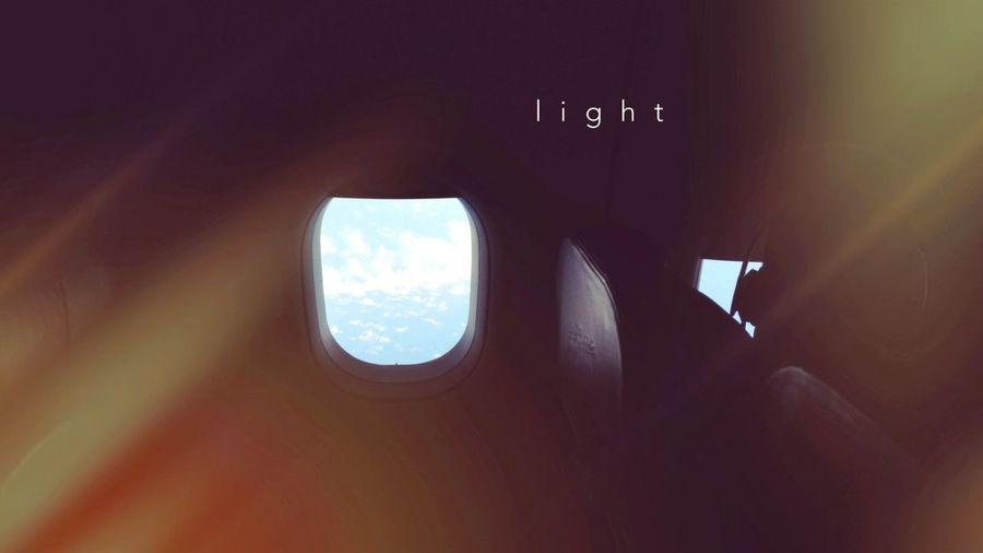 Catching A Flight