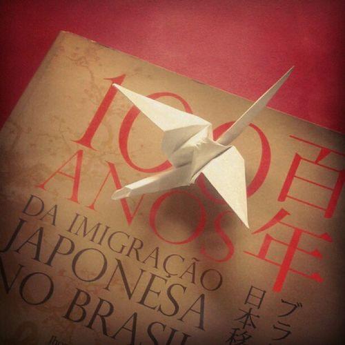 #livro #origami #japao #museu #imigracao Origami Museu Livro  Imigracao Japao