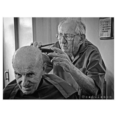seu Rafael, barbeiro - Legado lembrado Legadolembrado