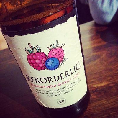 Wildberry Cider Rekorderlig