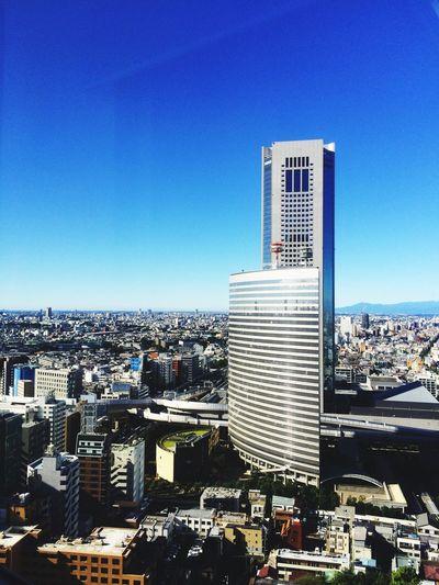 19号、温帯低気圧に変わりました。快晴‼︎ Shinjyuku Sky Sky Cityscapes