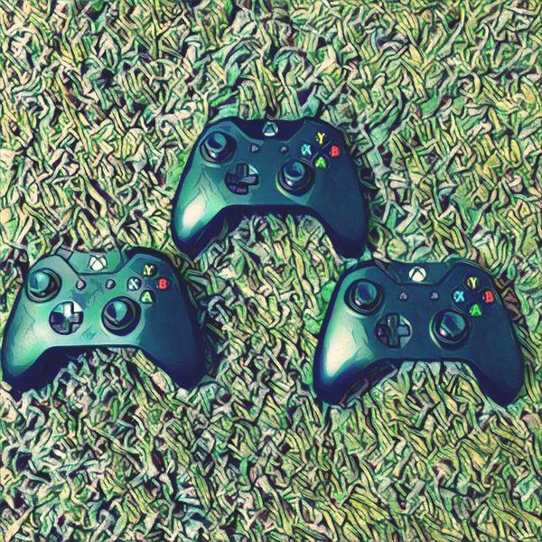 No People Futuristic Close-up Outdoors Day Game Gaming Xbox XboxOne Xbox 360 Xbox360 Microsoft
