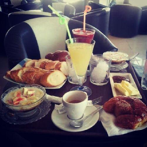 Tunisia Breakfast Gabes Summer