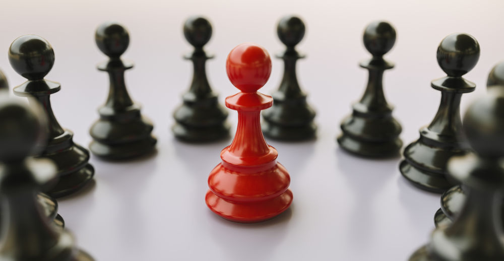 Leadership concept, red pawn of chess, standing out from the crowd of blacks Winner Win Vision Teamwork Team Tactic SUPPORT Success Studio Shot Strategy Still Life Steady STAND Skills  Selective Focus Responsible Responsibility Relaxation Red Queen - Chess Piece Power Play Planning Pawn - Chess Piece Pawn No People Motivation Motivated Mission Logic Leisure Games Leisure Activity Leadership Leader Lead King - Chess Piece Inspire Inspiration Influence Indoors  Idea Group Game Front Forward Followers Follow Different Defense Crowd Corporate Concept Competition Close-up Chess Piece Chess Board Chess Challenge Business Bullying Board Game Black Color Black Battle Background