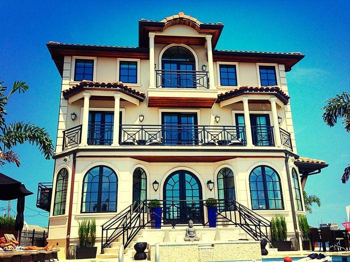 The Mele Villa.