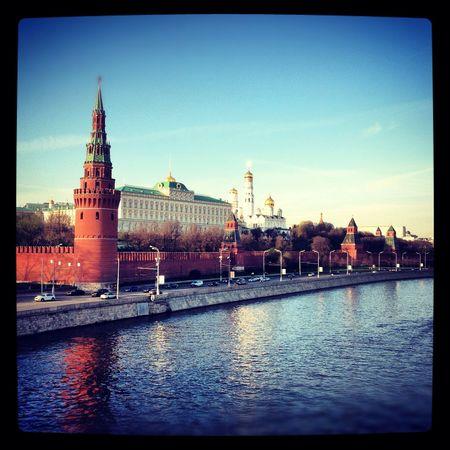 at Большой Каменный мост