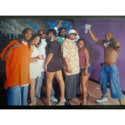 I forgot the name of the club but TBT  Pourup Baldheadgang Portcity in bham @ryanp1124 @stockpce @cas_mfn_money