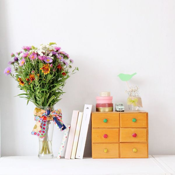 Flowers Vase Of Flowers Still Life Flowers Decoration Multi Colored White Focus On Foreground Flowers On Table Fragility Freshness Close-up Flower Collection Flowers In A Vase White Background Flower Summer Exploratorium