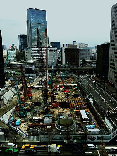 otemachi Underconstruction  Factory