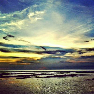 balangan Sunset Beach Skymadness Instafamous Instagood Instanusantara Landscape Photooftheday Instanesia Pictureoftheday Bali INDONESIA LangitBaliPhotowork
