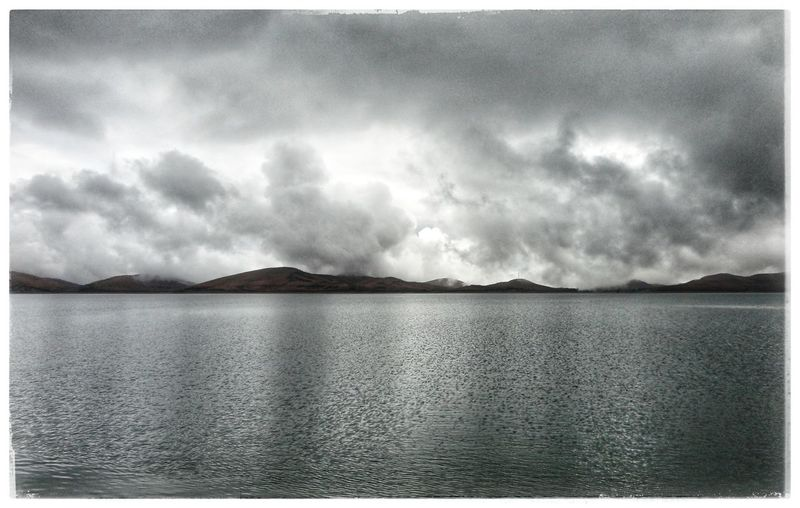 Landscape_photography Relax Beatiful Nature Plastira Lake Cold Temperature Best Memories Cloudy Day Cloudy Sky