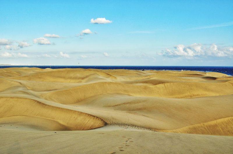 dunes of