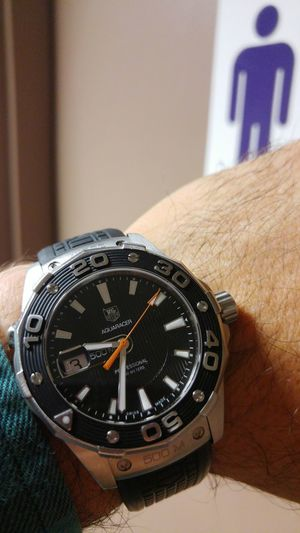 Tag Heuer Tagheuer Watch Watches Darkness And Light Light And Shadow USA Swiss Made Swissmade 500m