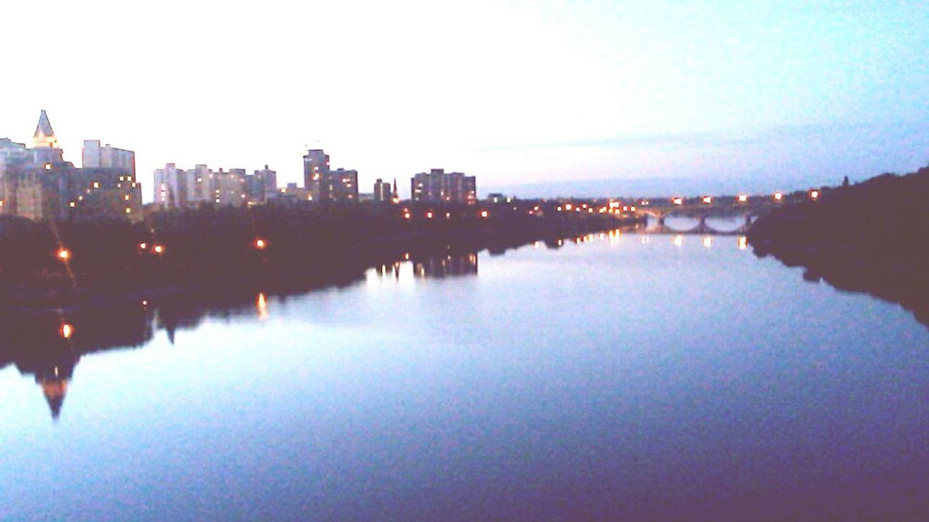 I Love My City Yxe Cityofbridges First Eyeem Photo