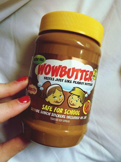 peanut butter🚫
