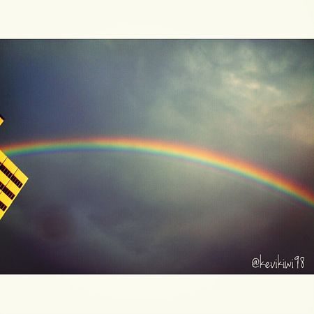 Try to be the rainbow in someone's cloudCloud Porn Rainbow Q8 <3daweather f4f